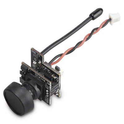 5.8G 48CH 25mW Practical Mini FPV Camera with Rubber Antenna for Micro RC Drone