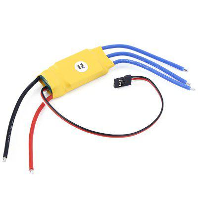 30A Firmware Brushless ESC with 3A 5V UBEC RC Drone Accessory