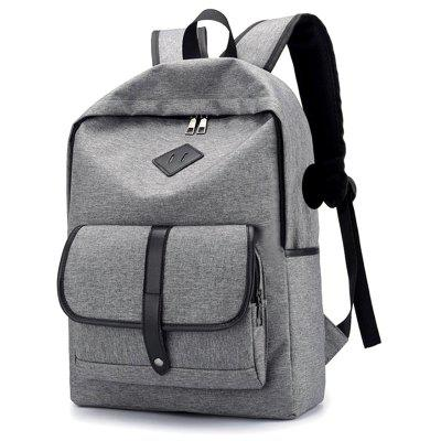Fashion Waterproof Canvas Backpack