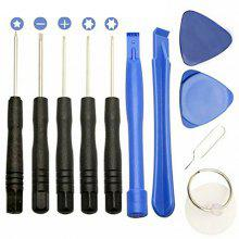Mobile phone disassemble tool set of 11