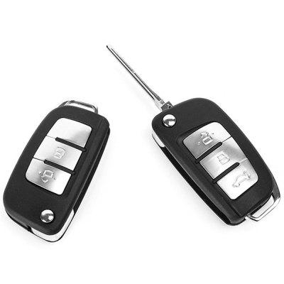 Car 2 3 Key Remote Control Smart Key Replacement Shell for Ford