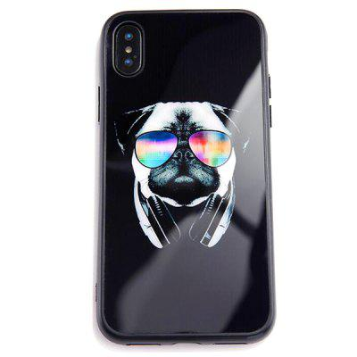 Creative Cool Mirror-type Phone Case for iPhone X