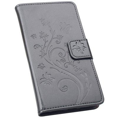 Stuck Slot Design Clamshell Phone Case for NOKIA 3.1