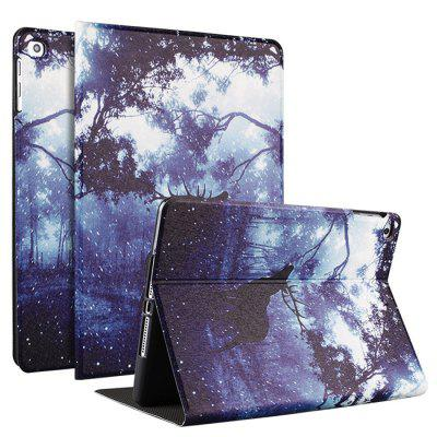 Colored Cartoon Soft Silica Gel Tablet Case for iPad