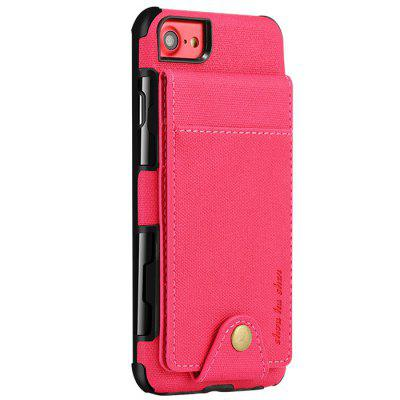 5.5 inch New Full Package Wallet Card Phone Protective Case for iPhone 7 Plus