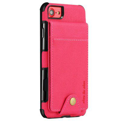 4.7 inch New Full Package Wallet Card Phone Protective Case for iPhone 8