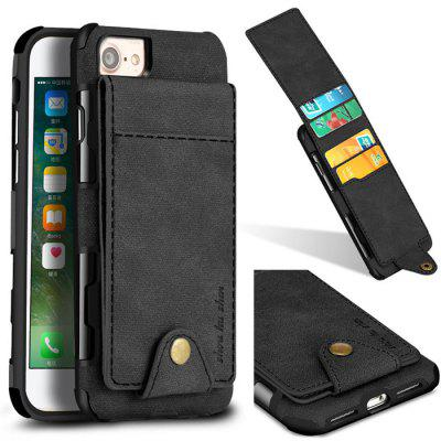 4.7 inch New Full Package Wallet Card Phone Protective Case for iPhone 7