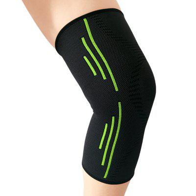 Knitting Sports Knee Pad Outdoor Cycling Basketball Protective Gear 1PC