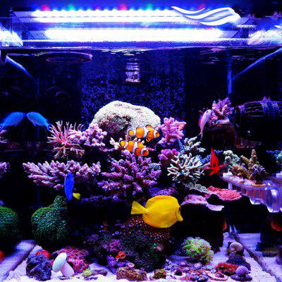 RGB Full Spectrum Seawater Aquarium Fish Tank Lamp