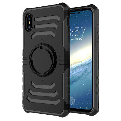 6.5 inch Multi Function Arm Bag Vehicle Function Phone Case for iPhone XS Max