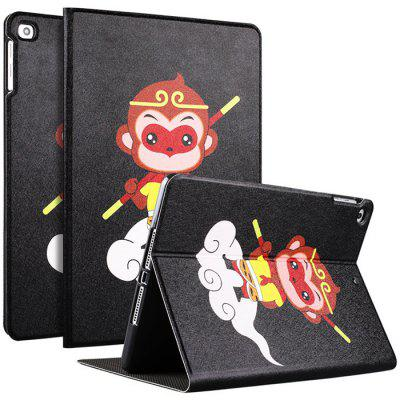 Cover per tablet Monkey King in silicone per iPad 6
