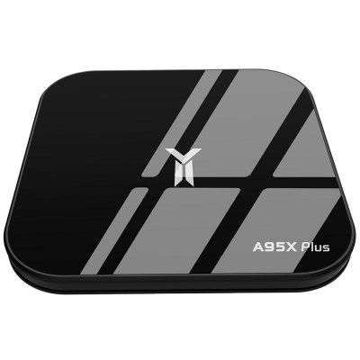 Gearbest A95X PLUS TV Box (Amlogic S905Y2, 4+32GB, USB 3.0)