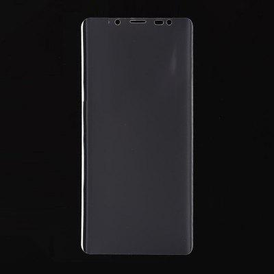 0.1mm Full Transparent PET Surface Full Screen Covered Soft Film for Samsung Galaxy Note9