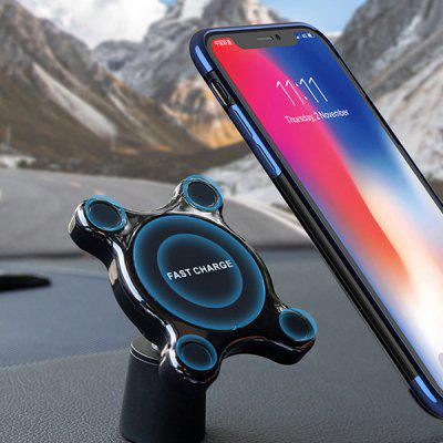 Floveme Car Wireless Charger for iPhone X and Samsung S9