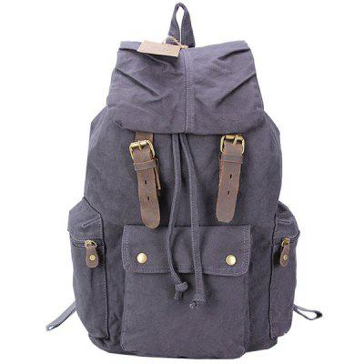 Best leisure canvas backpack Online Shopping  441700eb0a8b2