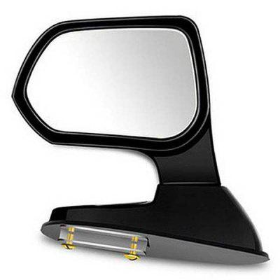 Car Rearview Blind Spot Mirror Side Mirrors 360 degrees Wide Angle Adjustable Rear View Accessories