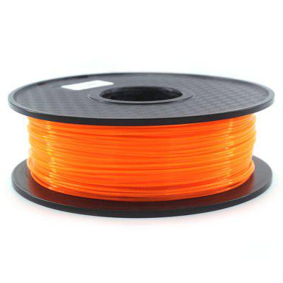 Fournitures d'impression 3D PLA Orange