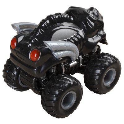 KLX500 - 129 Little Monster Children  's Inércia de Quatro rodas Big Foot Buggy Toy