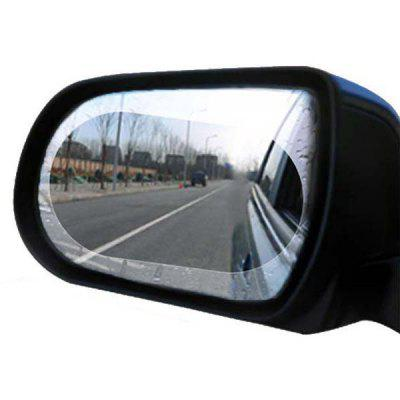 Car Universal Anti-fog Rainproof Rearview Mirror Protection Film