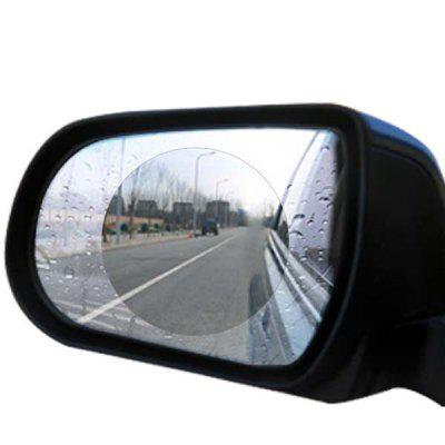 Car Universal Waterproof Anti-fog Rainproof  Rearview Mirror Protection Film