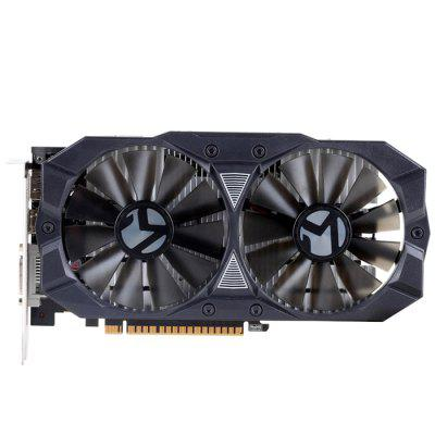 MAXSUN GTX 1050Ti Big Mac 4G M.4 Graphics Card - BLACK