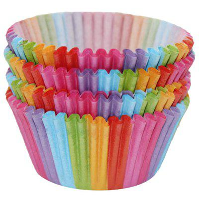 Paper Muffin Cake Cup for Baking 100pcs