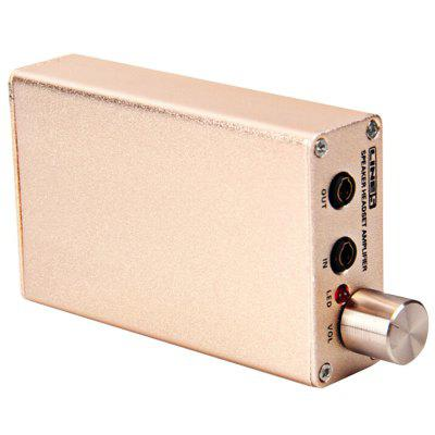 A970 Portable Headphone Amplifier