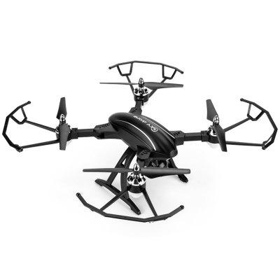 X34C - 1 Folding RC Drone WiFi Altitude Hold 2MP Camera Quadcopter Image
