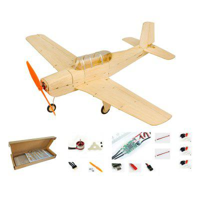 Dancing Wings Hobby K13 T34 - Mentor RC Airplane Image