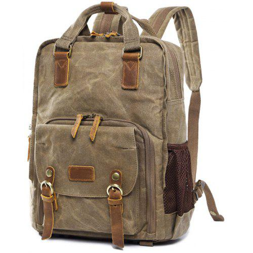 db52e48bbe8e 272 Leisure Waterproof Canvas Camera Backpack -  60.23 Free Shipping ...