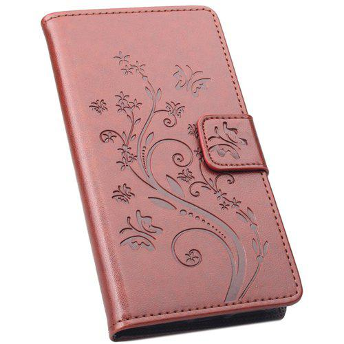 Stuck Slot Design Pentas Lanceolata Phone Case for Xiaomi Redmi Note 5A Pro
