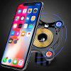 Floveme Car Wireless Charger for iPhone X and Samsung S9 - BLACK