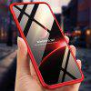 Wearproof Fashion Phone Case for iPhone XS MAX - RED