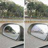 Car Universal Anti-fog Rainproof Rearview Mirror Protection Film - TRANSPARENT