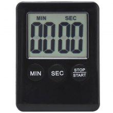 Super Thin Lcd Digital Screen Kitchen Timer For Timing