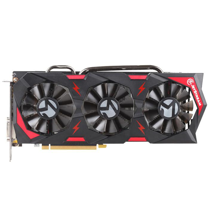 MAXSUN GTX 1060 JetStream 6G顯卡 - 黑色