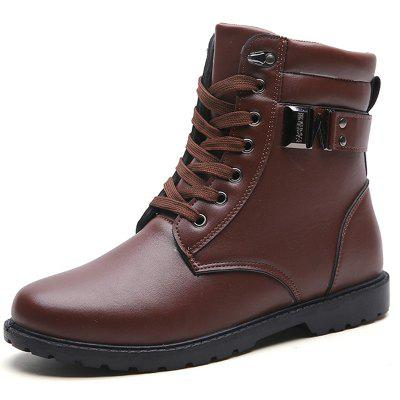 G1005 Men  's Boots Simple and Stylish