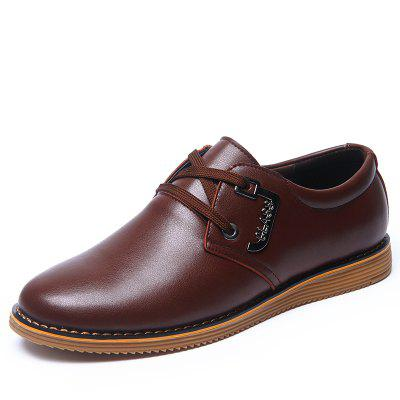 Chaussures Casual en Cuir pour Homme Style Anglais