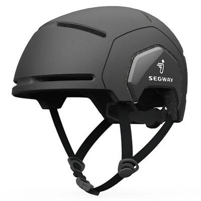 Gearbest Ninebot City Light Ride Helmet for Adult - BLACK