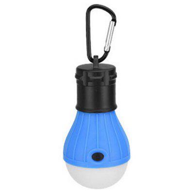 5388 Outdoor Waterproof Camping Lamp LED Mini Emergency Light with Hook