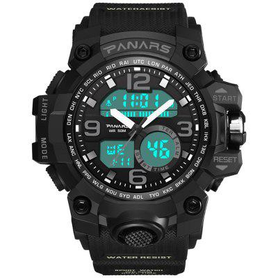 PANARS 8011 Outdoor Sports Electronic Watch
