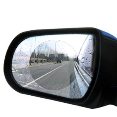 Anti-fog Film for Car Rear View Mirror 2pcs