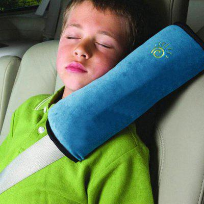 Car Auto Safety Seat Belt Children Shoulder Protection Pad Cushion Pillow