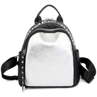 Youth Fashion Elegant Large Capacity Backpack for Woman
