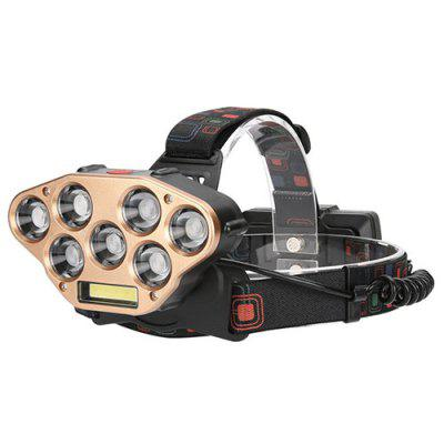 High Power LED Strong Headlight for Outdoor