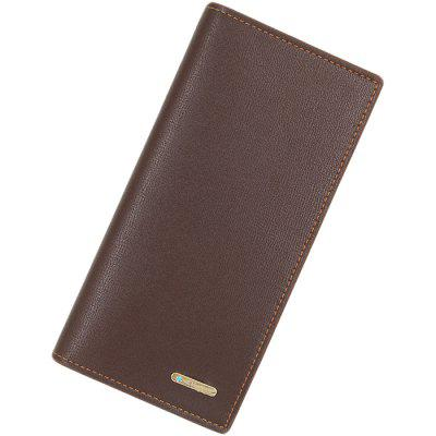 138-120 PU 2018 New Large Capacity Business Wallet
