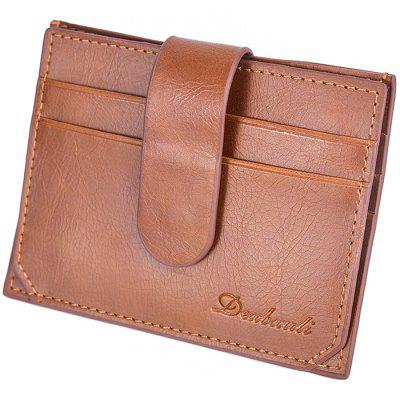 Fashionable Mini Wallet with Card Slots for Men