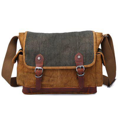 Fashionable Retro Messenger Bag for Man