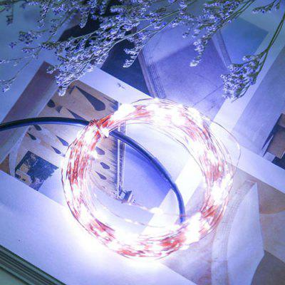 10m 100 LED Copper String Light for Christmas Decoration