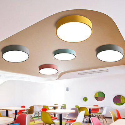 HBX96103 - Y - SS Modern Two-color LED Ceiling Light for Illumination